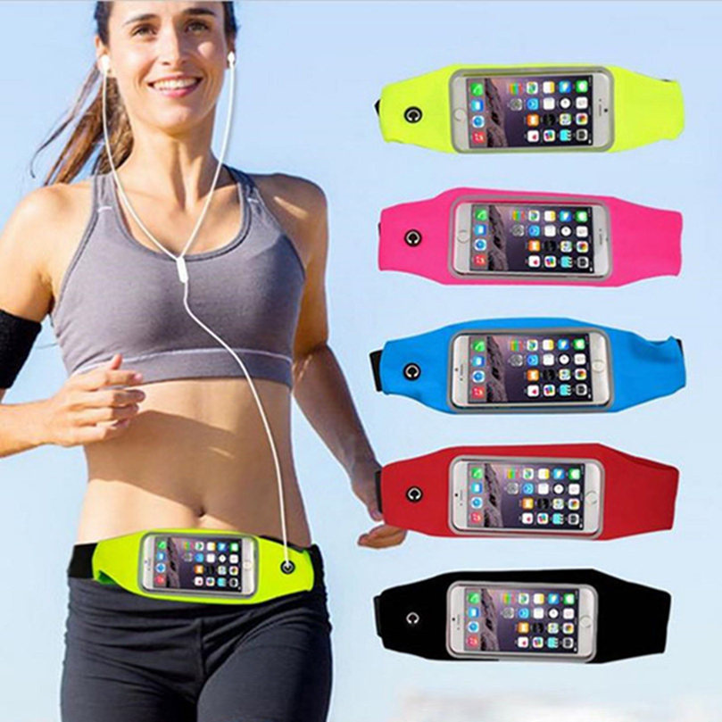 Newest Waterproof Sport Gym Waist Bag Case Cover For Motorola Moto E E2 G G2 G3 X X2 Running Wallet Mobile Phone Pouch(China (Mainland))