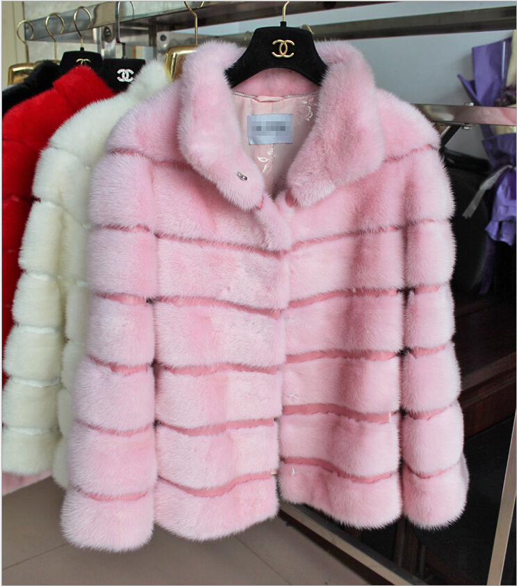 Women real fur mink coatОдежда и ак�е��уары<br><br><br>Aliexpress