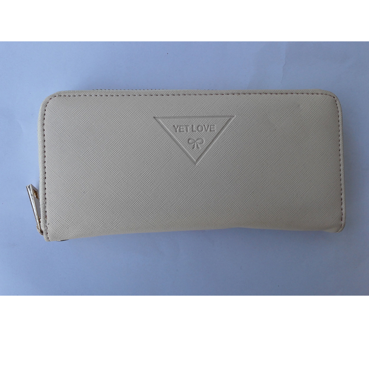 Wholesale Woman Ladys Hot Monogrammed Wallet, High Quality Soft Leather Clutch Wallet Purse(China (Mainland))