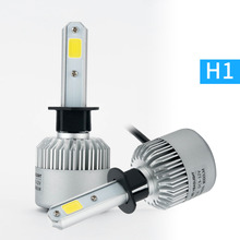 Buy H1 Led Bulbs H3 H4 H7 H11 9005 9006 COB Chips 8000lm Car LED Headlight Bulb 6500k xenon white Auto Front Bulb Led Headlamp for $18.85 in AliExpress store