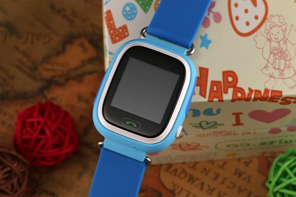Такие часы для детей имеют простой функционал, стильный дизайн.