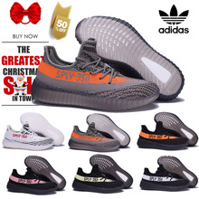 2016 Super 350 New Fashion Yeezy New Men Fashion Outdoor Walking Keeping v2 Casual Star Shoe Boost Classic Breathable Mesh T08(China (Mainland))
