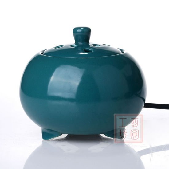 Attemperation Electric Ceramic Incense Burner