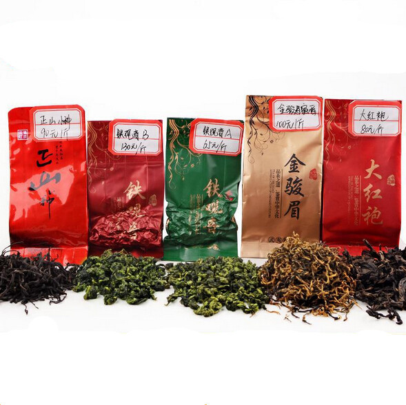 Чай молочный улун Oolong tea 5 Tieguanyin Dahongpao Jinjunmei 10 /to31 155g 10 packs superior healthy chinese milk oolong tea milk tieguanyin tea green food gift packing iron cans packing