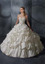 Custom Made Wedding Gowns Vestidos Noivas Crystal Beading A Line Wedding Dress Vestido De Casamento Robe