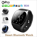 Bluetooth Smart Watch Android Smartwatch M26 with LED Barometer Alitmeter Pedometer for Android IOS Phone Reloj