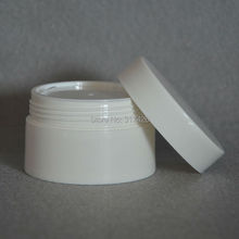 Cosmetic Empty Jar Pot Makeup Face Cream Container Bottle 50G(China (Mainland))