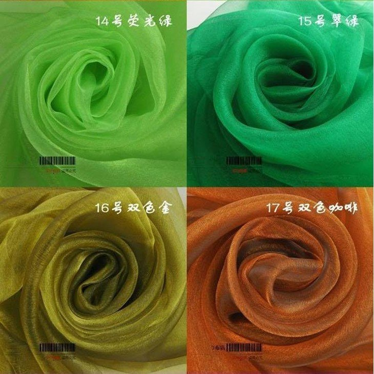 105etres/1roll Voile with 27 colors.Breadth:150cm gauze suit for Chair sashes Wedding Birthday Celebration Party etc.(China (Mainland))