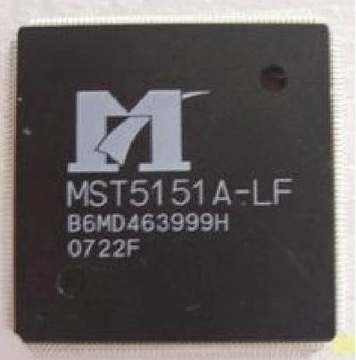 Original Genuine MST5151A-LF LCD monitor image processing chip(China (Mainland))