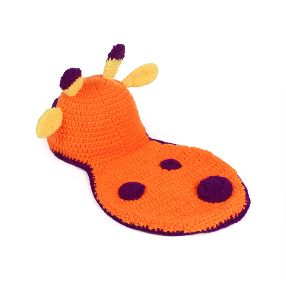 The deer knitting cow baby suit potography clothing set(China (Mainland))
