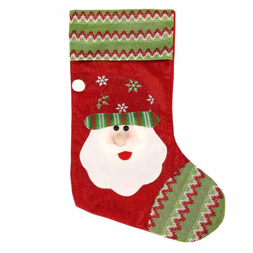 Popular christmas applique pattern buy cheap christmas for Fashion christmas stockings
