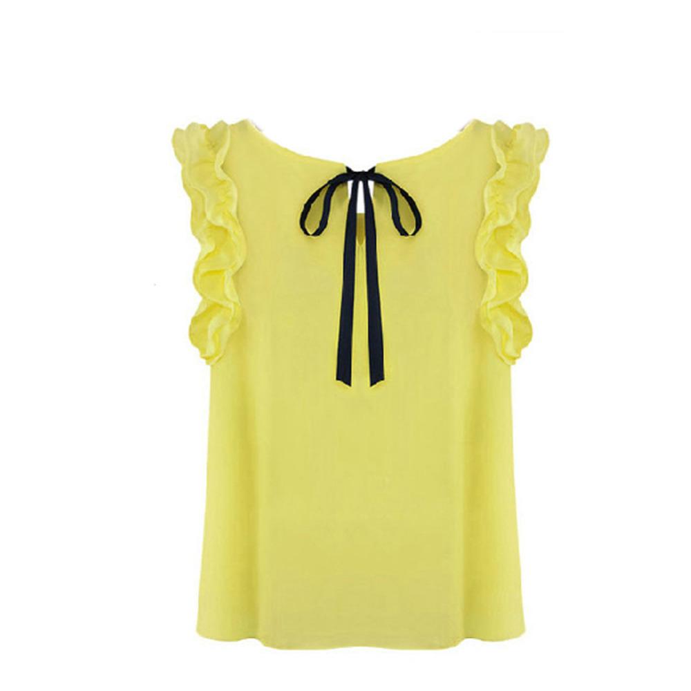 Блузка С Веревкой На Шее