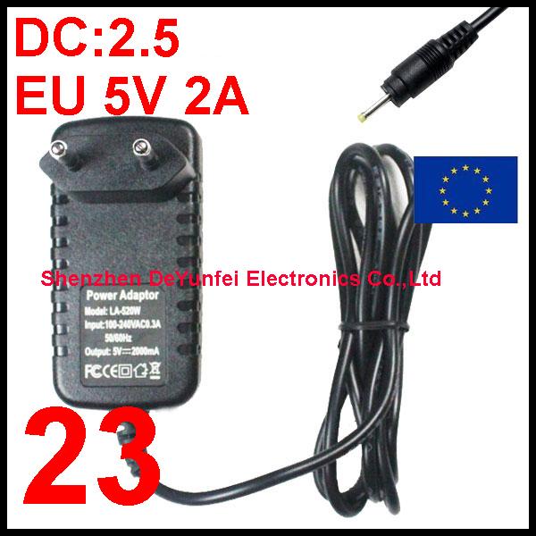 5V 2A EU Plug AC Adapter Charger Power Supply for Kodak M1033 M753 M763 Camera PSU(China (Mainland))