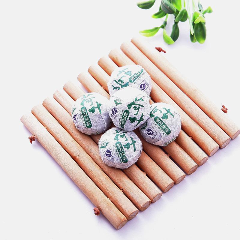 Купить Еда  chinese ripe pu er tea yunnan puer tea shu tuo cha,ansestor antique,honey sweet,dull-red Puerh tea None