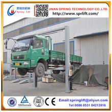 NEW Style 4 ton load duplex direct-drive grantry car lift 2 double column 2 post car lift machine with electric lock release(China (Mainland))