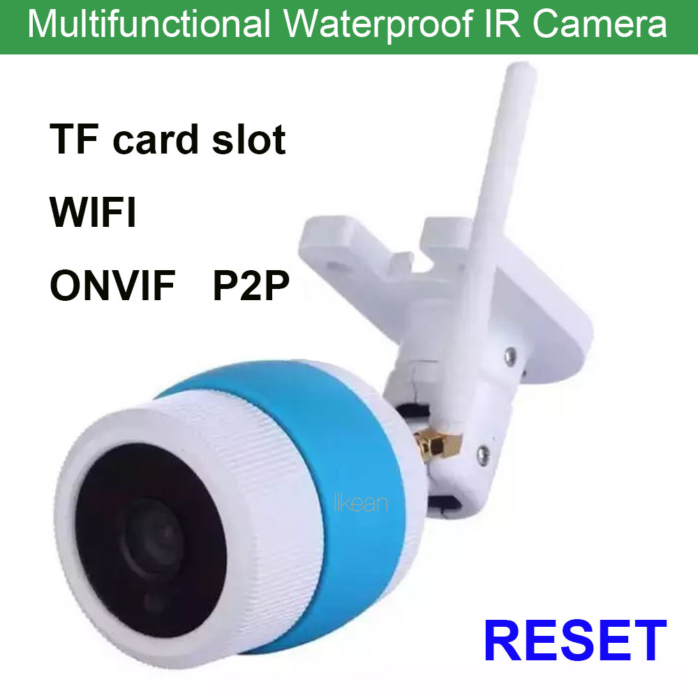 HD 960P Wireless IP Camera Wifi antenna 1.3MP Night Vision indoor/Outdoor Home use Video Security Camera CCTV Network IP Cam(China (Mainland))