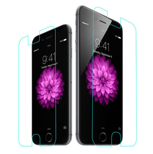 Ultra Thin Premium Tempered Glass Screen Protector For iPhone 6 6s Screen Protector Film 0.26mm 2.5D Explosion-Proof Guard Film