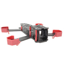 New EMAX Nighthawk 200 4axis quadcopter aerial FPV200 durable 3mm frame kit 'free shipping