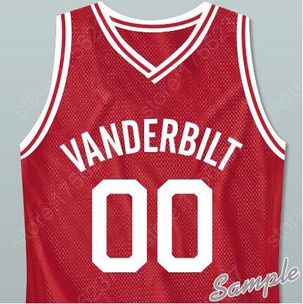 Family Matters Steve Urkel 00 Vanderbilt Muskrats High School Basketball Jersey Red Customized Throwback Stitched Jerseys s-3xl(China (Mainland))