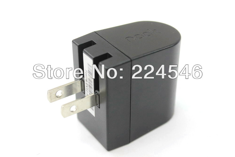 New Original Genuine Barnes and Noble Nook HD or HD+ Tablet Power Charger 5V 2A(China (Mainland))