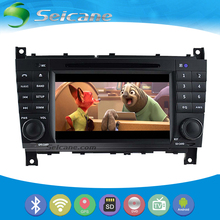 Seicane HD Touch screen Android 5.1.1 Radio 2004-2007 Mercedes Benz C class W203 DVD player GPS navigation Bluetooth - store