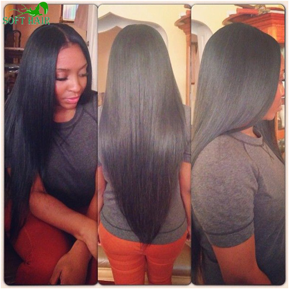 2015 Fashion Middle Part Brazilian Full Lace Human Hair Wigs Lace Front Wig Silky Straight Wigs for Black Women Wholesale Price(China (Mainland))