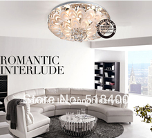 Name Brand New Arrival Hot Selling Customers Recommended Drawing Room Crystal Ceiling Led Chandelier Light 60cm Diameter(China (Mainland))