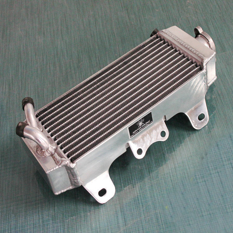 Фотография R/S Aluminum Alloy radiator For YAMAHA YZF250 YZ250F YZ250 F 2007-2009 cooling parts accessories engine cooling parts