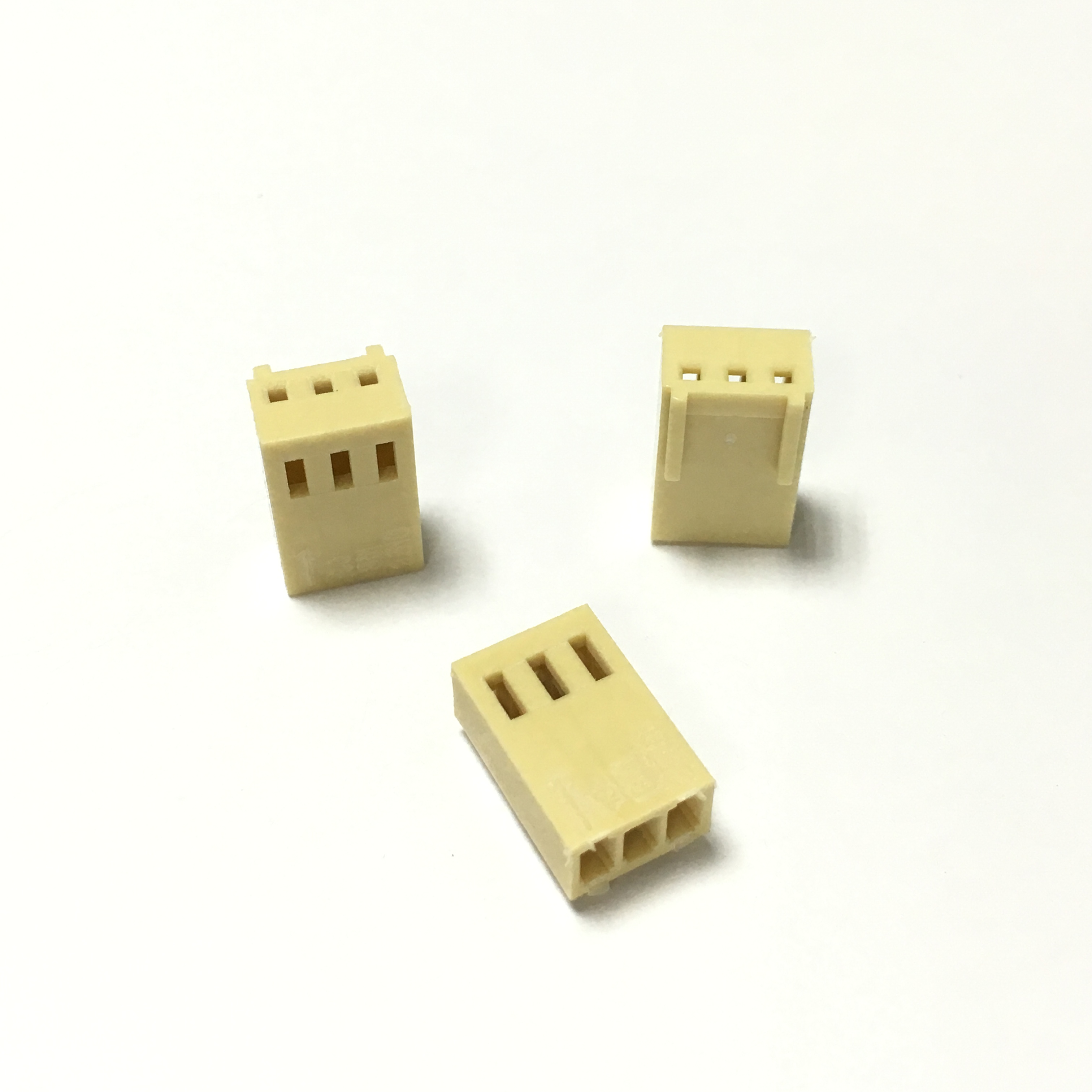 KF2510 2/3/4/5/6/7/8/9/10 Pin 2.54mm Pitch Plastic Head Wire Cable Housing Female Pin Connectors Adaptor