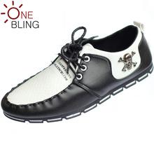 2016 New Fashion Men Cool  England Men Shoes Spring Autumn Men's Flats Shoes Breathable Casual Shoes for Man Discount Hot Sale