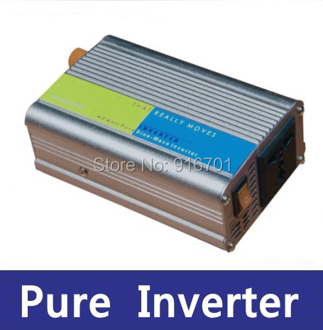 DHL,FedEx UPS express free shipping 1000W Peak 500W Power 100% Quality Guaranteed Pure Sine Wave Inversor dc/ac power Inversor(China (Mainland))