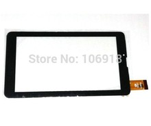 "New touch screen 7"" Prestigio MultiPad Wize 3037 3G PMT3037 Touch panel Digitizer Glass Sensor Free Shipping(China (Mainland))"