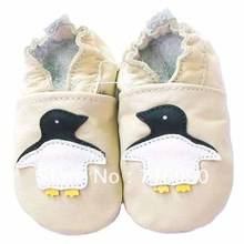 Free shipping 8pairs/lot Guaranteed 100% soft soled Genuine Leather baby shoes baby first walker dr0007-18(China (Mainland))
