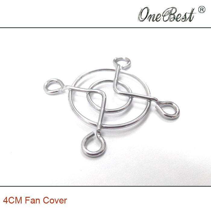 10Pcs lot 4CM Fan cover AC DC 4010 4020 4028 4038 Fan finger guard for 3D