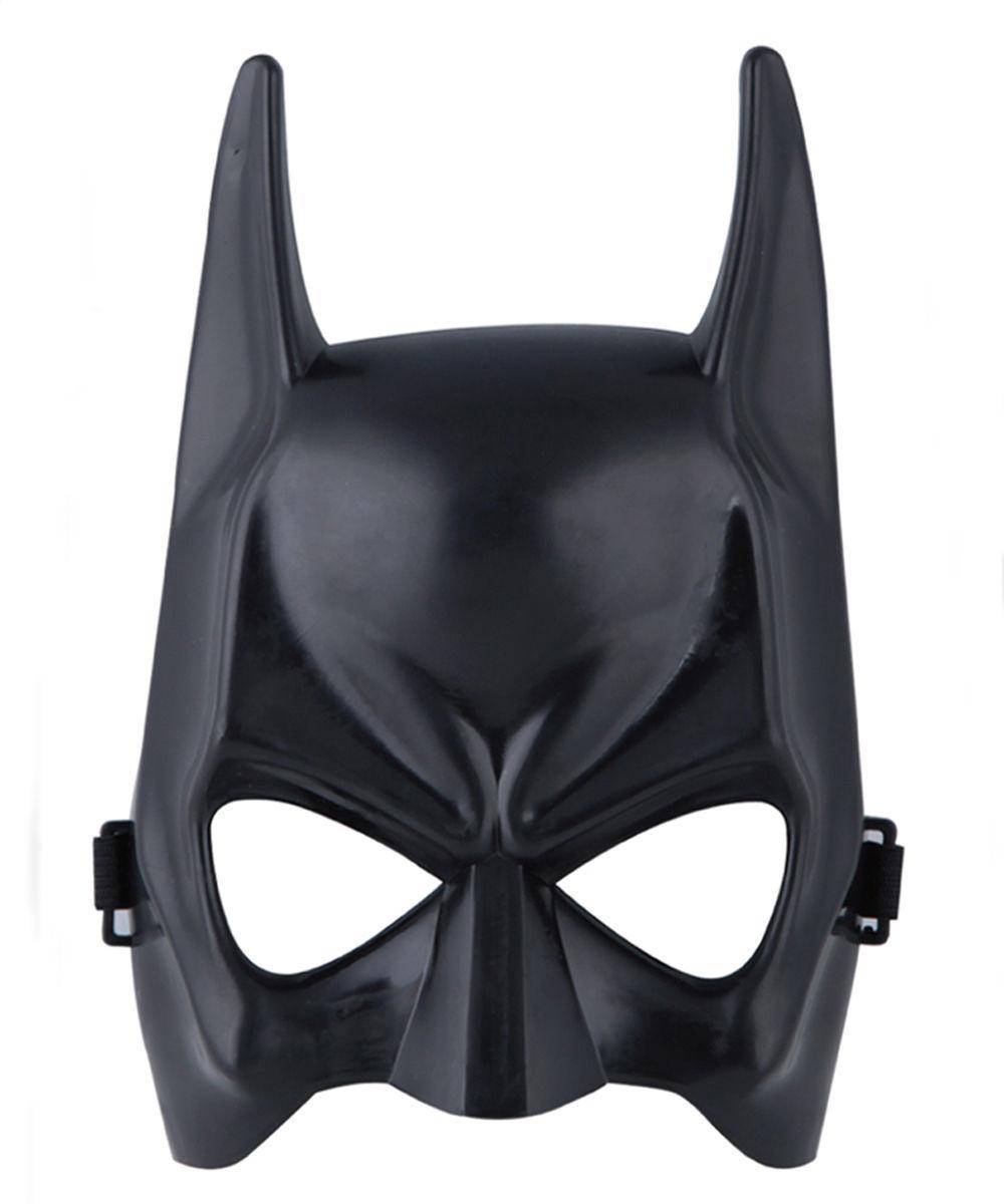 1pcs Hot Halloween Batman Mask Adult Black Masquerade Party Carnival Mask For Man Cool Face Costume(China (Mainland))
