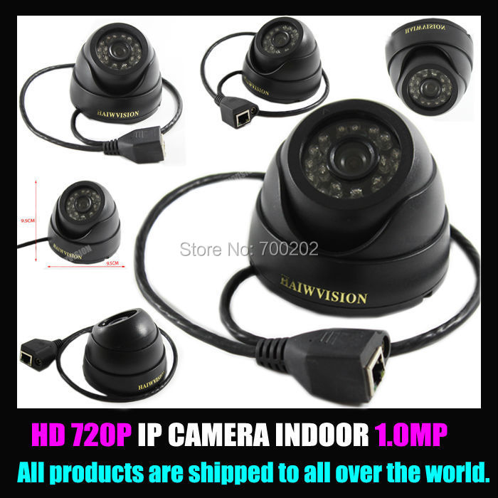 Гаджет  P2P 720P IP Camera Securiy Mini IP Camera  HD Network CCTV Camera Mega pixel indoor Network IP Camera ,ONVIF H.264 free shipping None Безопасность и защита