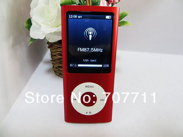 "Wholesale 50pcs/lot New MP4 player 32GB 1.3MP camera 2.2""screen Rolling wheel Shake songs G-sensor(China (Mainland))"
