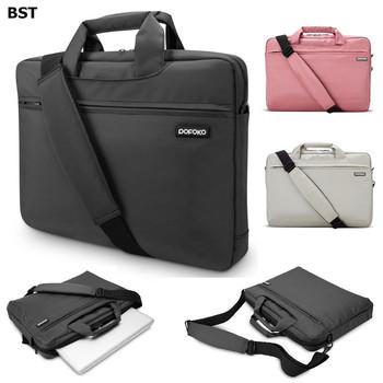 Портативный ноутбук плеча сумку 15.6 дюймов чехол для Apple , Dell HP Thinkpad Lenovo Asus Acer компьютера macbook pro 15