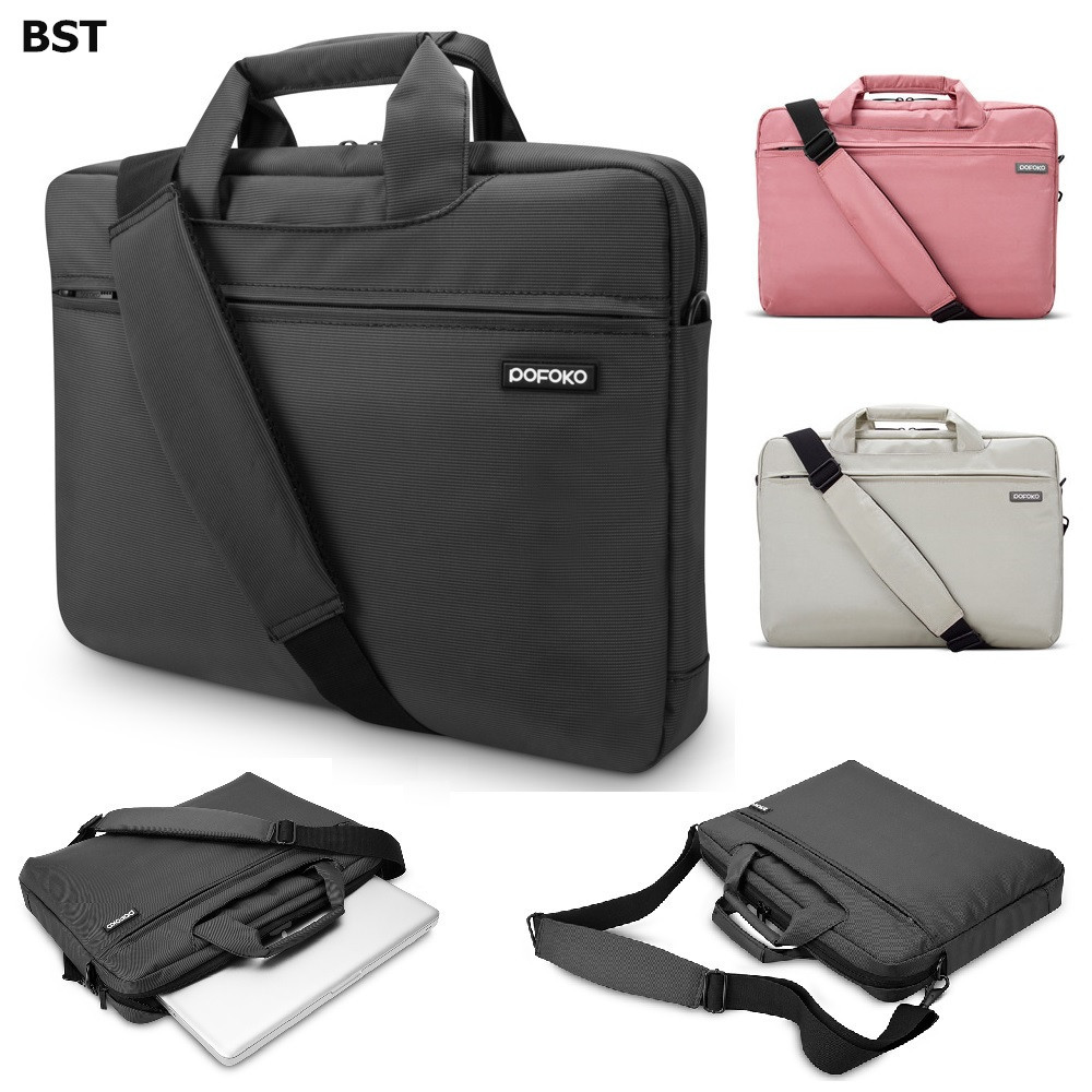 Notebook Laptop sleeve Shoulder Messenger bag 15.6 inch case for Apple Dell HP Thinkpad Lenovo Asus Acer computer macbook pro 15(China (Mainland))