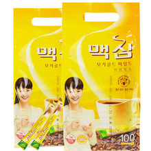 coffee maxim Quality goods imported South Korea mocha instant article 1200 grams wholesale promotion new 2015