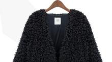 2016 spring and Autumn hair short jacket winter coat womens faux fur coat vest colored fur coats vetement femme abrigos mujer