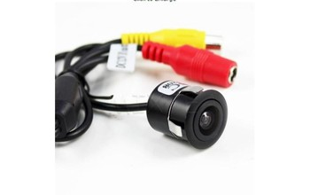 Wireless Black CMOS 1030 Car Auto Rearview Backup Camera Wide Viewing