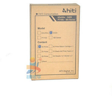 Free shipping!! Printer photo paper used for HITI photo printer S420, printing paper, 50pcs/bag(China (Mainland))