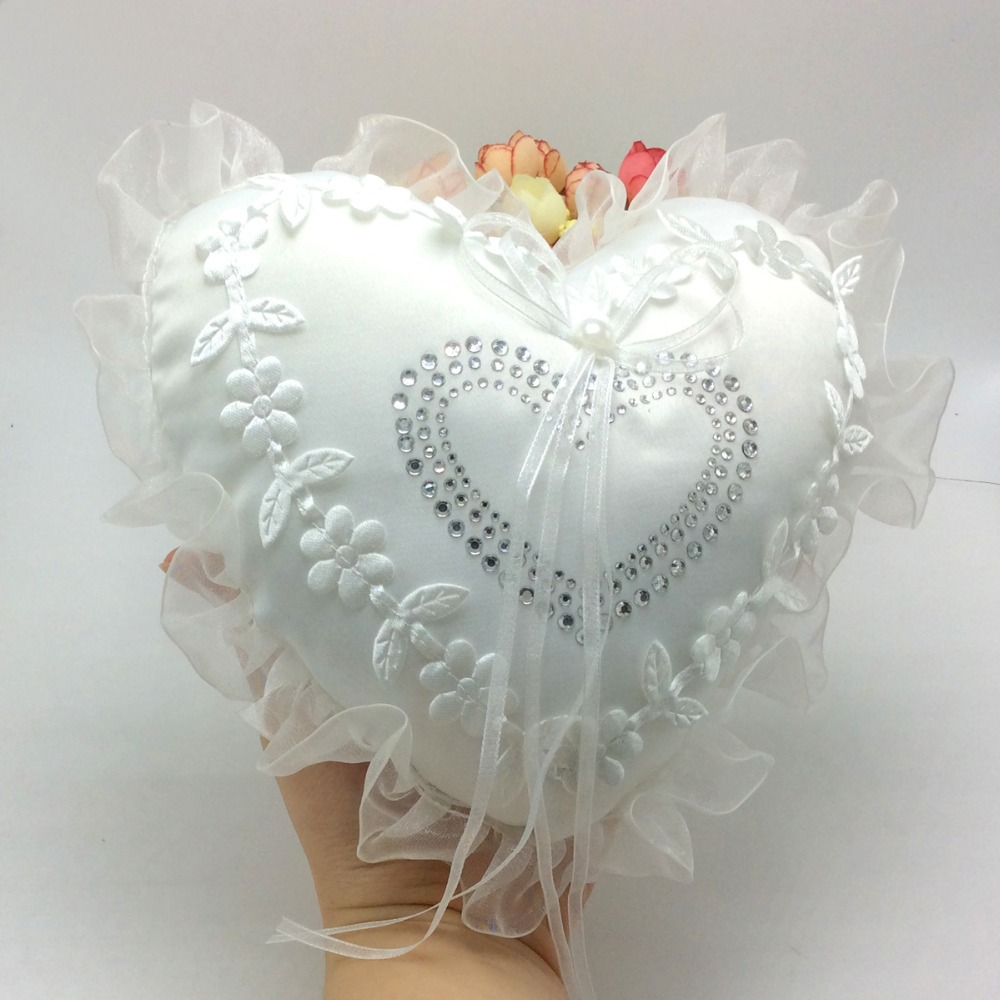 Ourdecor new 2016 rhinestone heart shaped bowknot bride for Aana decoration wedding accessories
