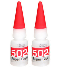 Buy 2pcs/lot 502 Super Glue Instant Quick-drying Cyanoacrylate Adhesive Strong Bond Fast Leather Rubber Metal 8g Free for $3.50 in AliExpress store