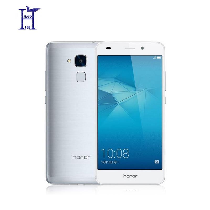 "Fast ship New Original Huawei Honor 5C Kirin 650 Octa Core 4G Mobile Phone 5.2"" FHD 1920x1080 2GB RAM 16GB ROM 16.0MP metal body(Hong Kong)"