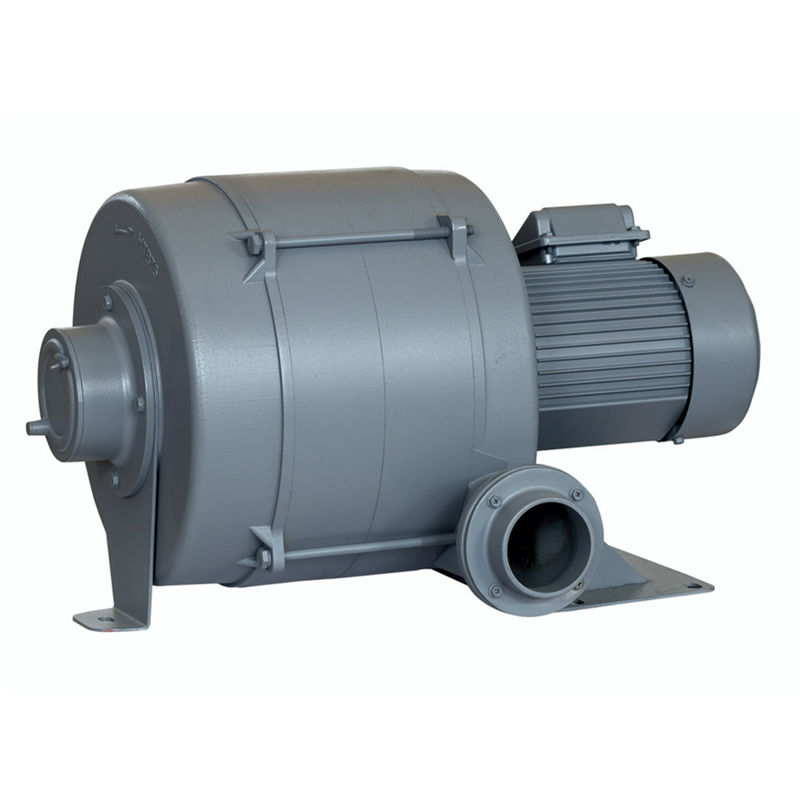 Liongoal Brand 380V 60Hz 3.7kw Gray color Dust collector used Medium pressure leaf blower(China (Mainland))