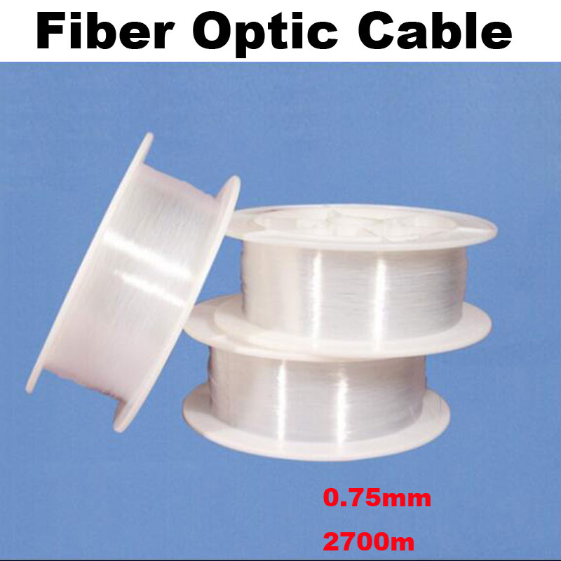 Plastic Fiber Optic Cable Material Led Fibre Optic Light