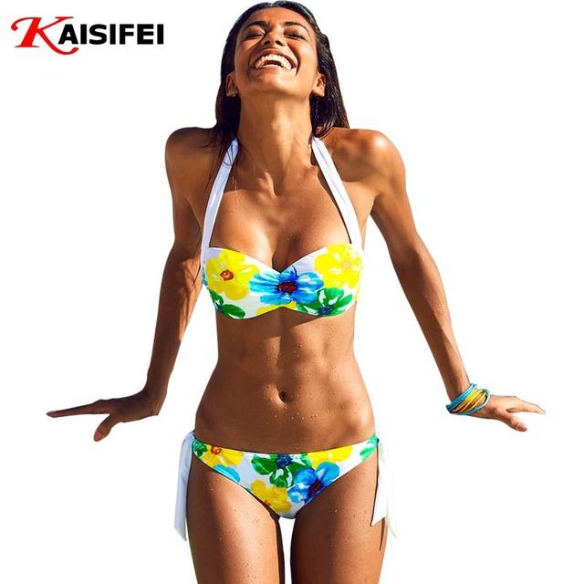 2016 новый сексуальный бикини женщин купальник росту комплект бикини остановка топ купальный костюм бразильские Большой размер купальники 2XL