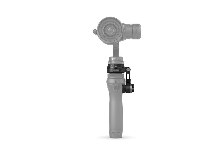 iN STOCK!Original DJI OSMO Gimbal X5 Adapter connector for DJI OSMO X5 Gimbal Upgrade Part OSMO Handheld gimbal part accessories